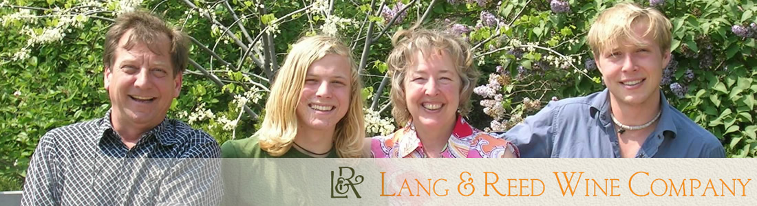 Lang and reed cab franc napa valley wine from california usa